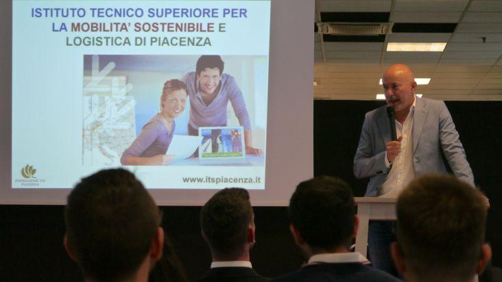 Giuseppe Bardelli - coordinatore ITS Piacenza