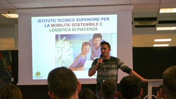 Daniele Marcucci - Tecnico Superiore IKEA Italia Distribution