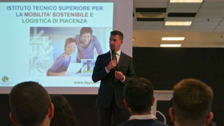 Jonathan Papamarenghi - Assessore Istruzione e Cultura - Comune di Piacenza
