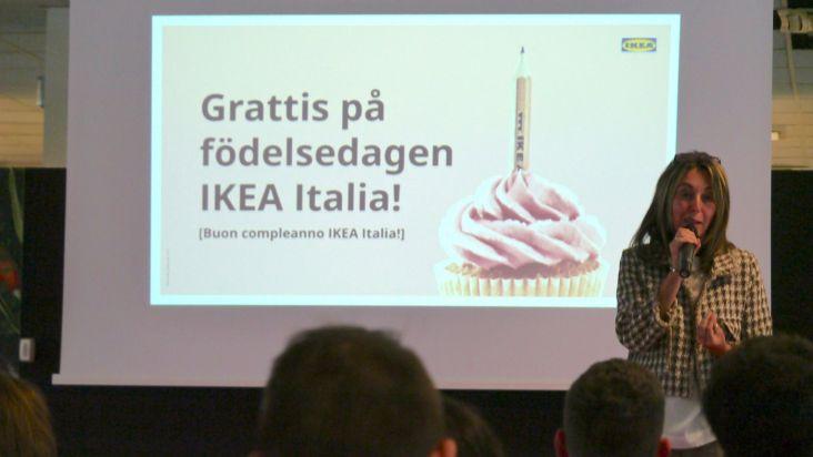 Viviana Programma IKEA