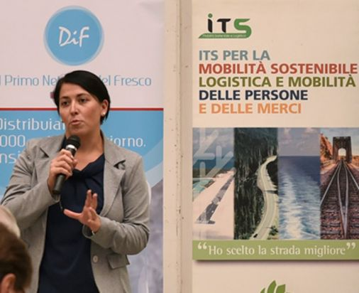 Antonia Ferrari (Sales & Business Development -Torello Trasporti srl)